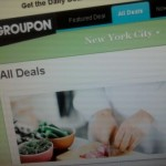 What a Deal.... For Groupon!